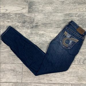 Big Star Maddie Skinny Jeans Size 25R
